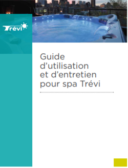 Trévi Spa Owner's Manual